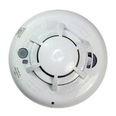 2GIG's Wireless Smoke/Heat/Freeze Alarm
