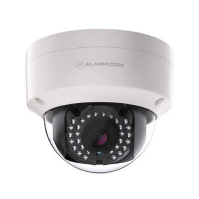 Indoor/Outdoor Dome Camera Adc-Vc825 from Alarm.com